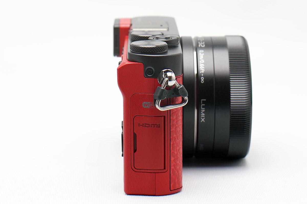 パナソニック dmc-gm5k-r gm5 ボディ 交换レンズ 美品!